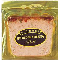 Gourmet Mushroom & Brandy Pate 100g