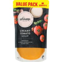 Artisano Creamy Tomato Soup Value Pack 900g