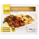 Shore Mariner Indian Platter Onion Bhajis, Samosas & Pakoras 650g
