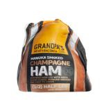 Grandpa's Manuka Smoked Champagne Ham 1ea