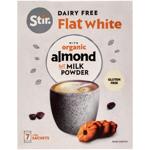 Stir. Dairy Free Flat White With Organic Almond Not Milk Powder 126g