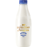 Lewis Road Creamery Homogenised Jersey Milk 750ml