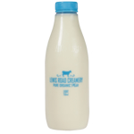 Lewis Road Creamery Lewis Road Organic Light Milk 750ml