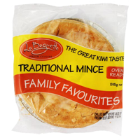 La Baguette Traditional Mince Pie 515g