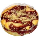 Bakery Black Cherry Crumble Cake 1ea