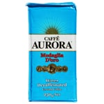 Aurora Medaglia D'oro Water Decaffeinated Ground Coffee 250g