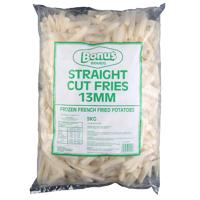 Bonus Straight Cut Fries 13mm 5kg