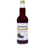 Bickford's Blackcurrant Fruit Juice Syrup 750ml