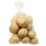 Produce Washed White Potatoes 4kg