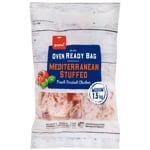 Pams Mediteranean Stuffed Fresh Basted Chicken In An Oven Ready Bag 1.5kg