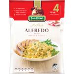 San Remo La Pasta Alfredo Pasta & Sauce 120g