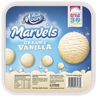 Much Moore Marvels Creamy Vanilla Ice Cream 2l