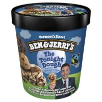 Ben & Jerry's The Tonight Dough Ice Cream 458ml