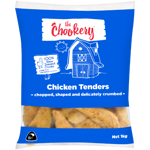 The Chookery Chicken Tenders 1kg