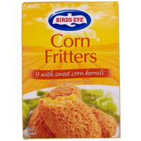 Birds Eye Corn Fritters With Sweet Corn Kernels 500g