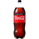 Coca Cola No Sugar Soft Drink 2.25l