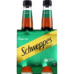 Schweppes Dry Ginger Ale 4pk