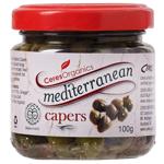 Ceres Organics Mediterranean Capers 100g