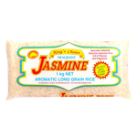 Kings Choice Fragrant Jasmine Aromatic Long Grain Rice 1kg