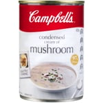 Campbell's Soup Cream Of Mushroom Condensed Soup 420g