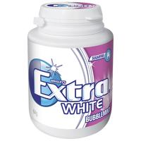 Wrigley's White Bubblemint Sugarfree Gum 64g