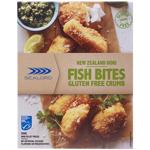 Sealord Fish Bites Crumb Gluten free 350g