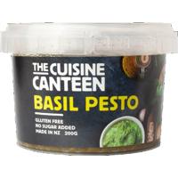 The Cuisine Canteen Basil Pesto 200g