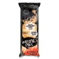 Westie Steak & Cheese Pies 6pk