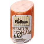 Hellers Premium Leg Ham 900g