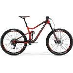 2017 Merida One Sixty 5000 Red
