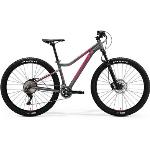 2018 Merida Juliet 7. XT Edition Matt Grey Pink