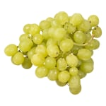 Produce Green Seeded Grapes 1kg