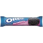 Oreo Strawberry Creme Cookies 137g