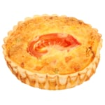Bakery Vegetable Quiche Small 1ea
