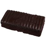 Bakery Chocolate Cake Medium Block 1ea