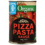 Chantal Organics Organic Pizza Pasta Sauce 400g
