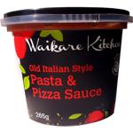 Waikare Kitchen Old Italian Style Pasta & Pizza Sauce 250g