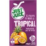 Just Juice Tropical Fruit Juice 250ml