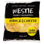 Westie Mince & Cheese Pies 560g