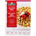 Orgran Gluten Free Wild Berry Rice O's Cereal 300g