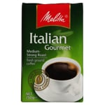 Melitta Italian Gourmet Medium Strong Ground Coffee 250g
