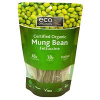 ECO Organics Certified Organic Mung Bean Fettucine 200g