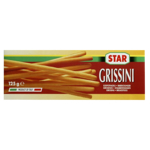 Star Grissini Breadsticks 125g