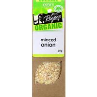 Mrs Rogers Organic Minced Onion 20g