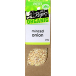 Mrs Rogers Organic Minced Onion 20g