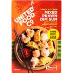 United Fish Co Asian Kitchen Mixed Prawn Dim Sum 300g