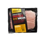 Grandpa's Middle Eye Bacon 700g