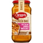 Leggo's Creamy Sundried Tomato & Garlic Pasta Bake 500g