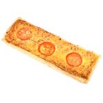 Service Deli Ham & Tomato Quiche 1ea