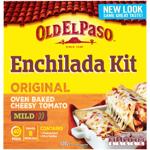 Old El Paso Mild Enchilada Kit 520g